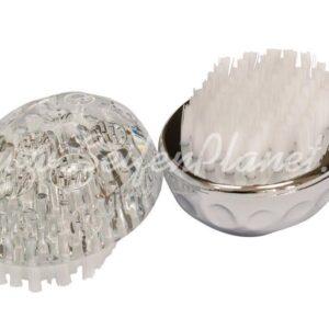 Nagelbürste transparent