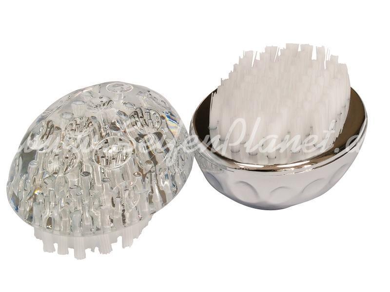 Nagelbürste transparent » 3,40€ » SeifenPlanet-Onlineshop