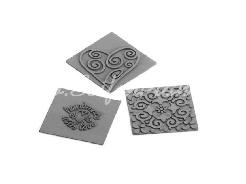 Reliefeinlage Ornamente » 5,10€ » SeifenPlanet-Onlineshop