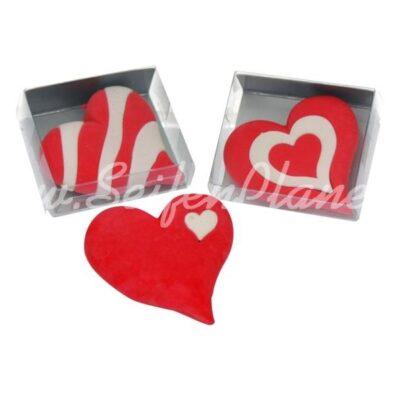 Radierer Herz
