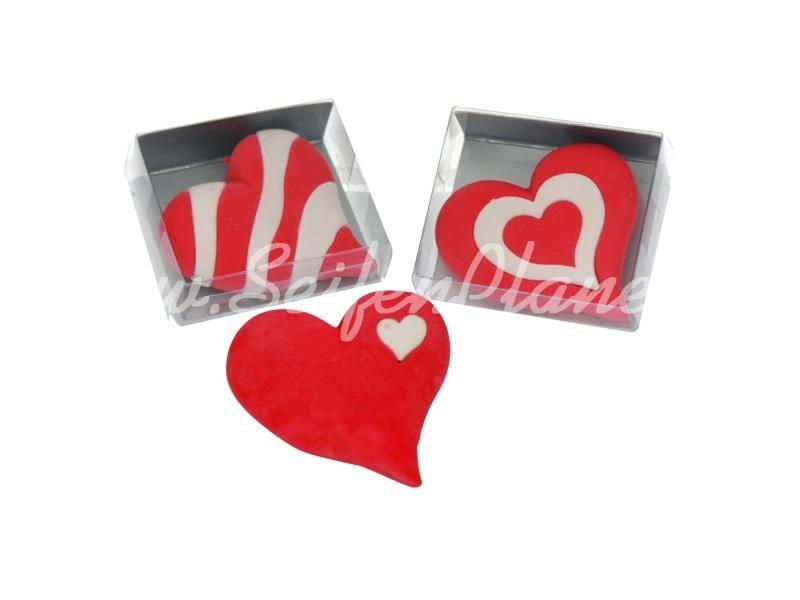 Radierer Herz » 1,20€ » SeifenPlanet-Onlineshop