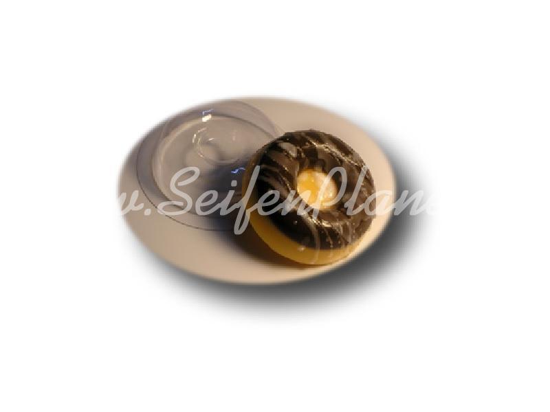 Seifengießform Donuts » 2,49€ » SeifenPlanet-Onlineshop