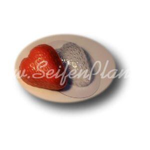 Seifenform Erdbeere