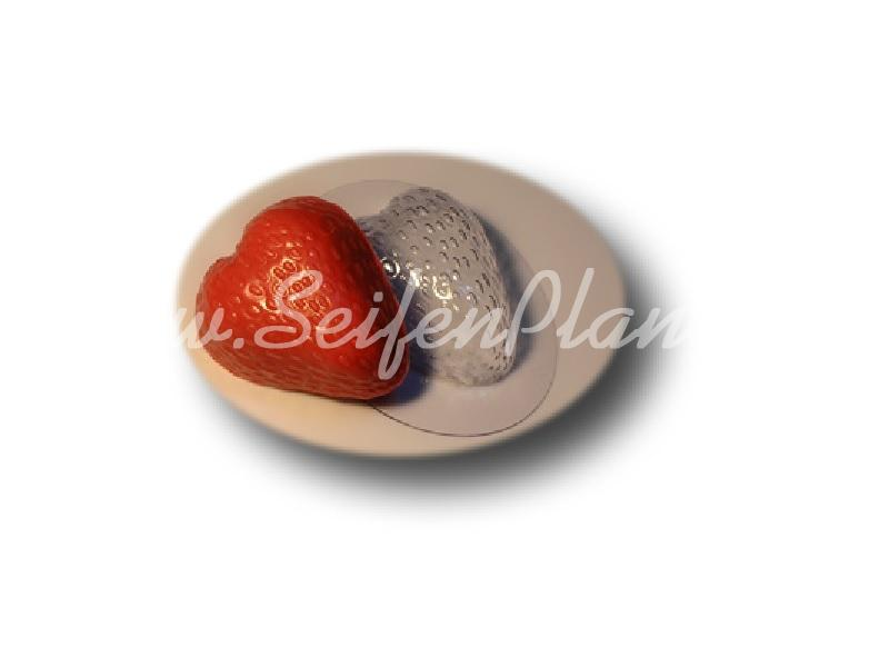 Seifenform Erdbeere » 2,49€ » SeifenPlanet-Onlineshop