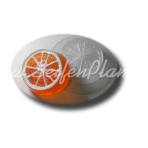 Seifengießform Orange