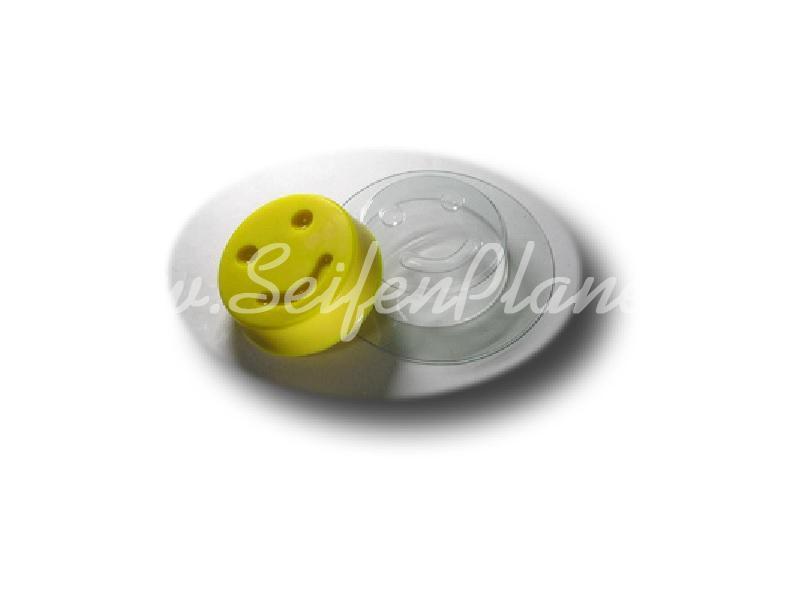 Seifengießform Smile » 2,49€ » SeifenPlanet-Onlineshop