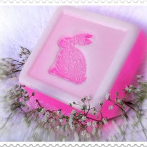 Silikonstempel Osterhase gross