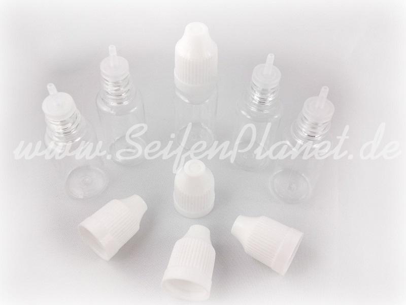 5 Tropfflaschen, 10 ml » 2,50€ » SeifenPlanet-Onlineshop