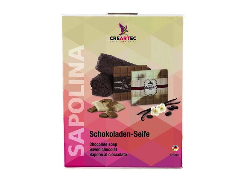 Schokoladen Seife Set » 24,99€ » SeifenPlanet-Onlineshop