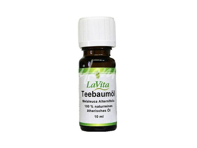 Teebaumöl kbA 10 ml » 3,42€ » SeifenPlanet-Onlineshop