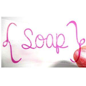 SK-Etikett Soap