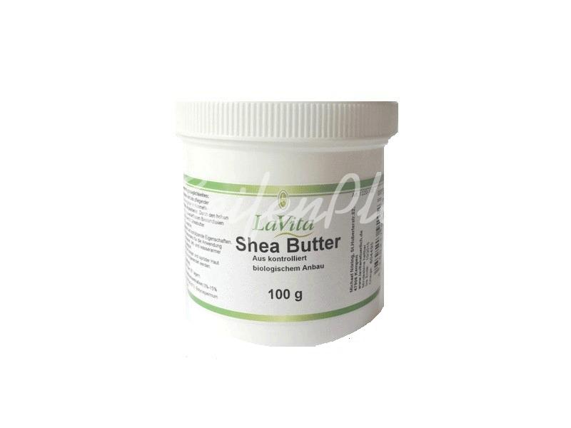 Sheabutter kBA 100 g » 4,95€ » SeifenPlanet-Onlineshop