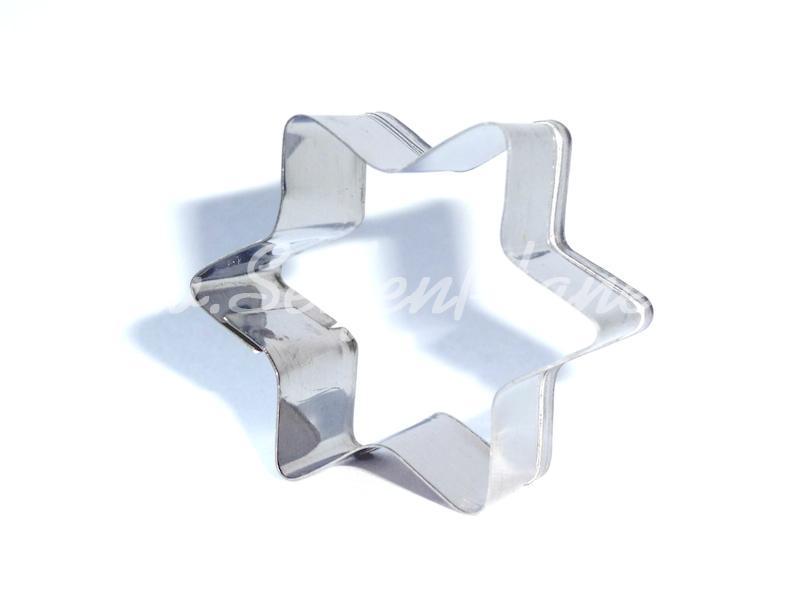 Mini Ausstecher Stern » 0,99€ » SeifenPlanet-Onlineshop