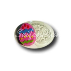Seifengießform Osterei 5