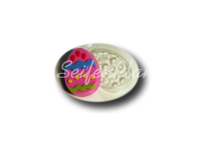 Seifengießform Osterei 5 » 2,49€ » SeifenPlanet-Onlineshop