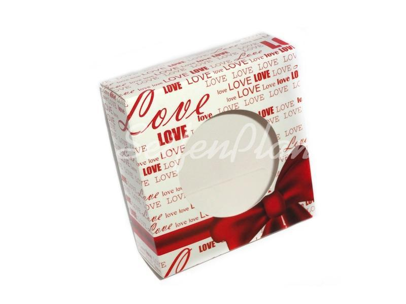 Geschenkpackung Love, 4-er Set » 2,50€ » SeifenPlanet-Onlineshop