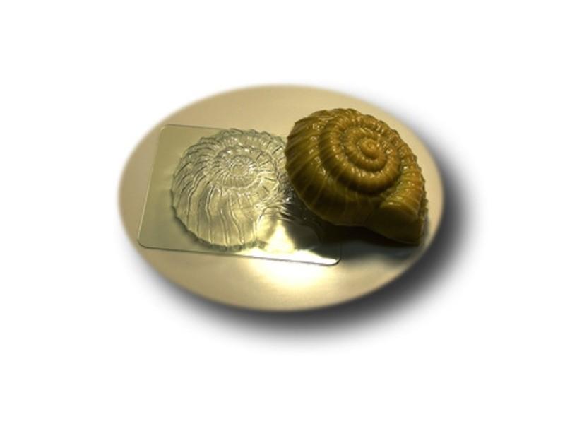 Seifengießform Muschel » 2,49€ » SeifenPlanet-Onlineshop