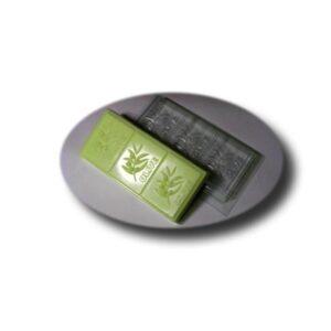 Seifenformschale Oliven 3-fach