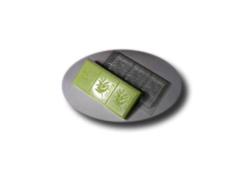 Seifenformschale Oliven 3-fach » 5,00€ » SeifenPlanet-Onlineshop