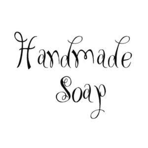 Reliefeinlage Handmade Soap