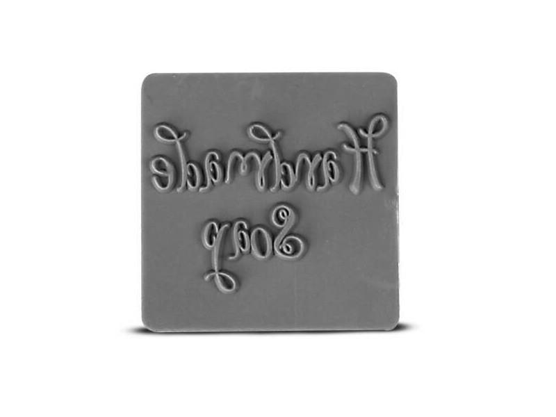 Reliefeinlage Handmade Soap » 3,85€ » SeifenPlanet-Onlineshop