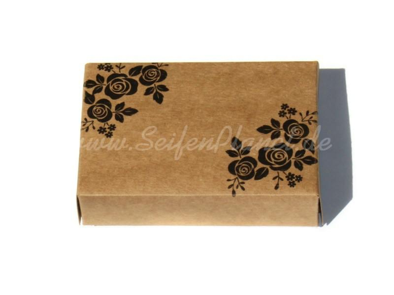 Seifenverpackung Natur » 0,65€ » SeifenPlanet-Onlineshop