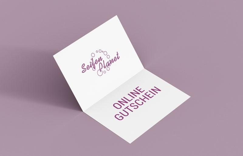 Online Gutschein » 25,00€ » SeifenPlanet-Onlineshop