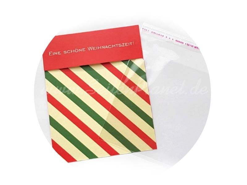 Grußkarte Weihnachten Motiv 3 » 0,99€ » SeifenPlanet-Onlineshop