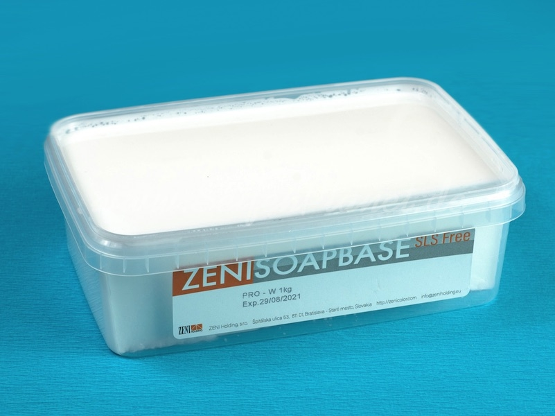 ZENISOAPBASE PRO-W » 6,95€ » SeifenPlanet-Onlineshop