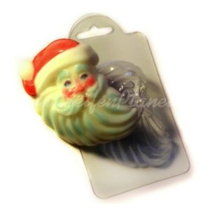 Seifengießform Weihnachtsmann