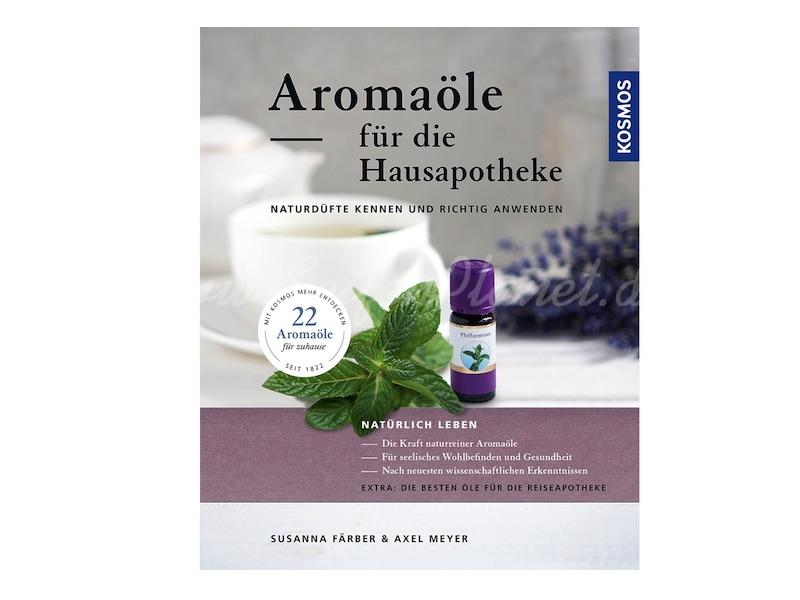 """""""Aromaöle für die Hausapotheke"""", Susanna Färber, Axel Meyer » 9,99€ » SeifenPlanet-Onlineshop"""