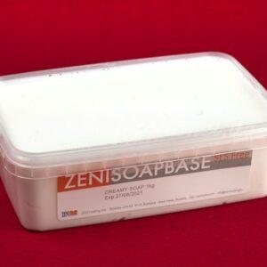 ZENISOAPBASE Creamy soap