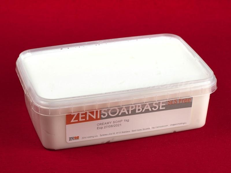 ZENISOAPBASE Creamy soap » 12,79€ » SeifenPlanet-Onlineshop