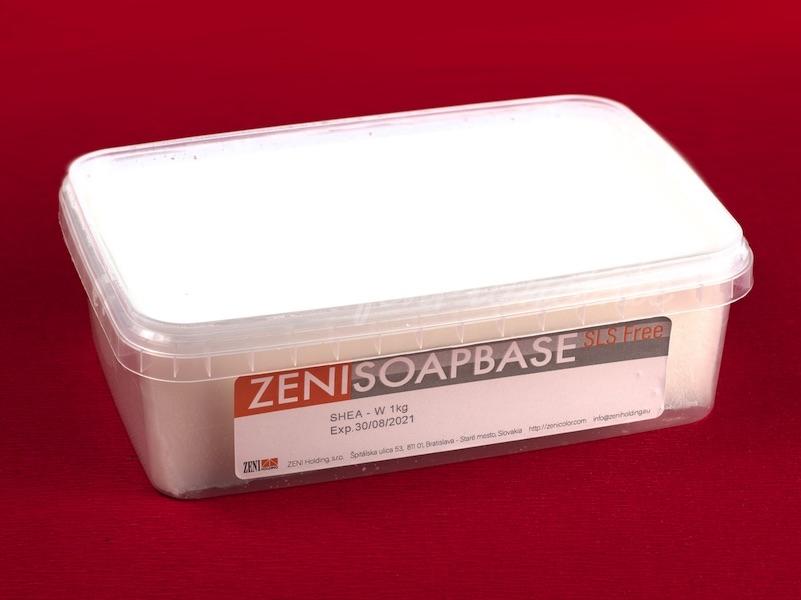 ZENISOAPBASE Shea-W » 9,55€ » SeifenPlanet-Onlineshop