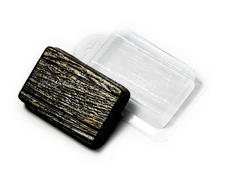 Seifengießform Holzstück » 2,49€ » SeifenPlanet-Onlineshop
