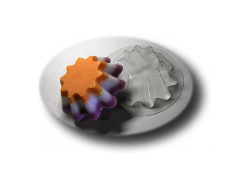 Seifengießform Muffin » 2,49€ » SeifenPlanet-Onlineshop